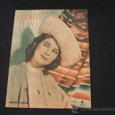 Cine: REVISTA PRIMER PLANO - PORTADA: MARTA TOREN - 29 JULIO 1951 - Nº 563 - . Lote 25745512