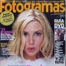 Cine: FOTOGRAMAS, REVISTA FEBRERO 2004, RENEE ZELLWEGER, PETER JACKSON,. Lote 25787617