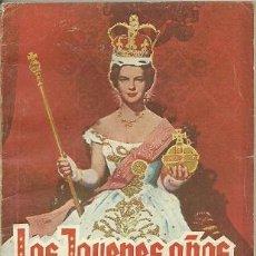 Cine: ROMY SCHNEIDER LIBRETO SEL FILM LOS JOVENES AÑOS DE UNA REINA 100 PAGINAS, AÑO 1956 . Lote 25931955