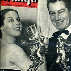 Cine: TRIUNFO Nº 417 - 11 DICIEMBRE 1957 - NÚMERO EXTRAORDINARIO. Lote 26391315