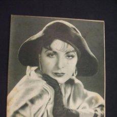 Cine: POPULAR FILM - Nº 320 - 29 SEPTIEMBRE 1932 - PORTADA, BILLIE DOVE - . Lote 26405454