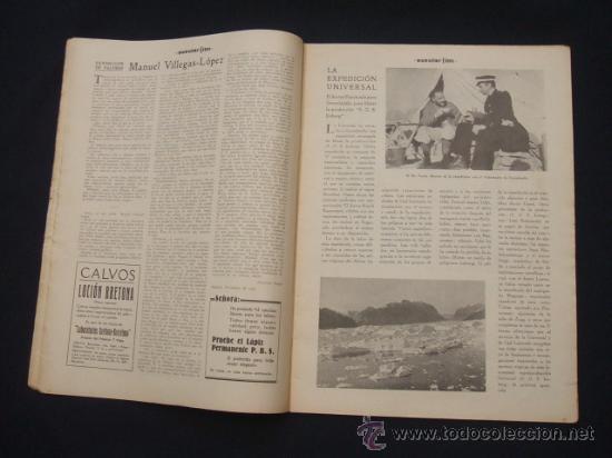 Cine: POPULAR FILM - Nº 332 ESPECIAL - 22 DICIEMBRE 1932 - PORTADA, DANIELA PAROLA - - Foto 5 - 26404960