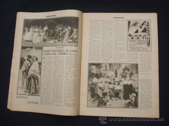 Cine: POPULAR FILM - Nº 332 ESPECIAL - 22 DICIEMBRE 1932 - PORTADA, DANIELA PAROLA - - Foto 7 - 26404960