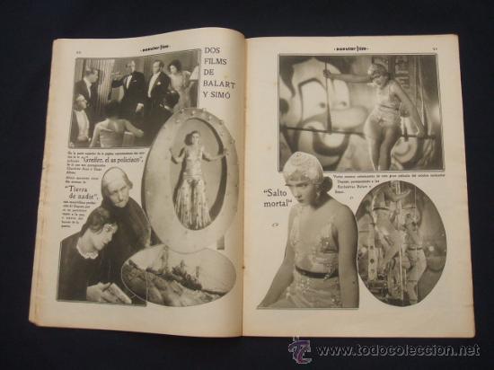 Cine: POPULAR FILM - Nº 332 ESPECIAL - 22 DICIEMBRE 1932 - PORTADA, DANIELA PAROLA - - Foto 11 - 26404960