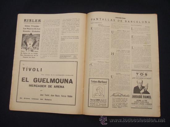 Cine: POPULAR FILM - Nº 332 ESPECIAL - 22 DICIEMBRE 1932 - PORTADA, DANIELA PAROLA - - Foto 20 - 26404960