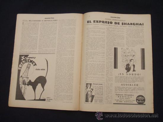 Cine: POPULAR FILM - Nº 332 ESPECIAL - 22 DICIEMBRE 1932 - PORTADA, DANIELA PAROLA - - Foto 21 - 26404960