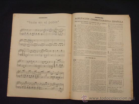 Cine: POPULAR FILM - Nº 309 - 14 JULIO 1932 - PORTADA, PHILLIP HOLMES Y NANCY CARROLL - - Foto 14 - 26405960