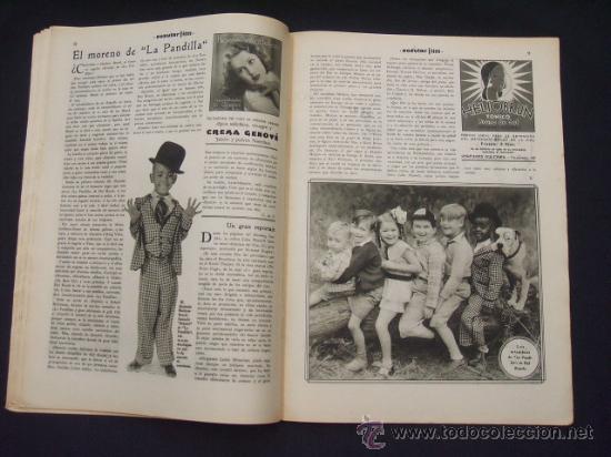 Cine: POPULAR FILM - Nº 312 - 4 AGOSTO 1932 - PORTADA, MARTA EGGERTH - - Foto 8 - 26406030