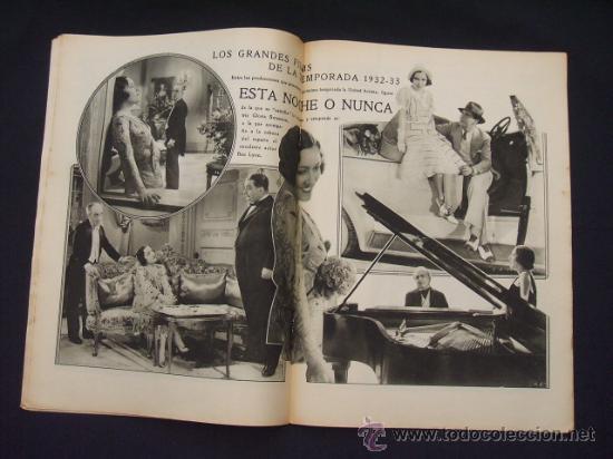 Cine: POPULAR FILM - Nº 312 - 4 AGOSTO 1932 - PORTADA, MARTA EGGERTH - - Foto 9 - 26406030
