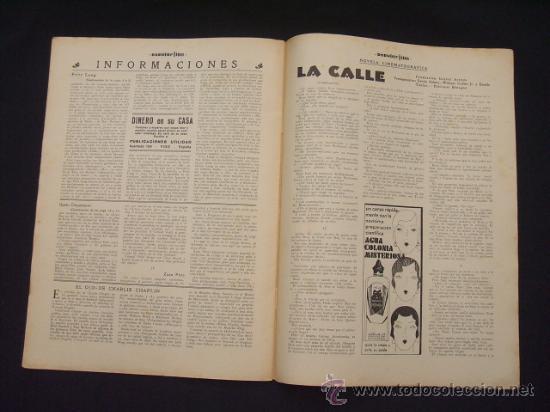 Cine: POPULAR FILM - Nº 312 - 4 AGOSTO 1932 - PORTADA, MARTA EGGERTH - - Foto 15 - 26406030