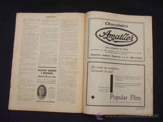 Cine: POPULAR FILM - Nº 312 - 4 AGOSTO 1932 - PORTADA, MARTA EGGERTH - - Foto 16 - 26406030