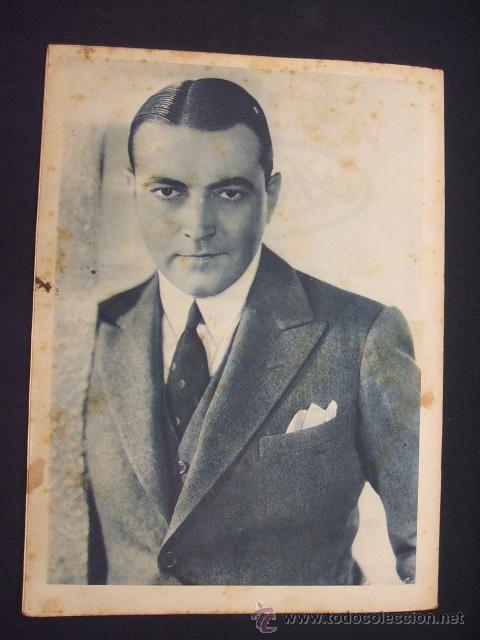 Cine: POPULAR FILM - Nº 312 - 4 AGOSTO 1932 - PORTADA, MARTA EGGERTH - - Foto 17 - 26406030