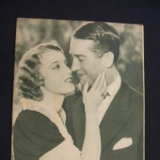 Kino - POPULAR FILM - Nº 305 - 16 JUNIO 1932 - PORTADA, MAURICE CHEVALIER Y JEANETTE MAC DONALD - - 26406178