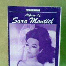 Cine: REVISTA, FOTOGRAMAS, ALBUM, SARA MONTIEL, Nº 25. Lote 26577956