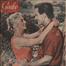 Cine: REVISTA GARBO-PAT BOONE Y SHIRLEY JONES-NUM.247-1957-. Lote 27018388