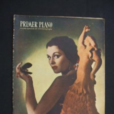 Cine: PRIMER PLANO - Nº 510 - PORTADA: PAQUITA RICO - . Lote 27172816