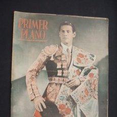 Cine: PRIMER PLANO - Nº 557 - PORTADA: MARIO CABRE - . Lote 27174169