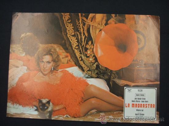 LA MADRASTRA - AMPARO RIVELLES, ISMAEL MERLO - (Reproducciones de carteles, folletos...)