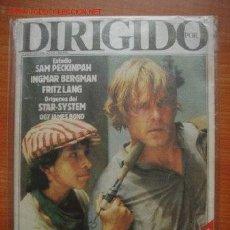 Cine: REVISTA DIRIGIDO POR... Nº 111, ENERO DE 1984 . Lote 27516801