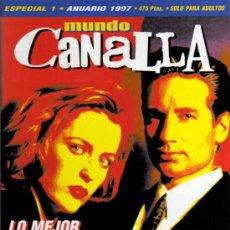 Cine: MUNDO CANALLA - ESPECIAL 1 - ANUARIO 1997. Lote 27728331