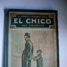 Cine: EL CHICO - CHARLOT - 1921-1922. Lote 27717737