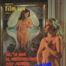 Cine: NUEVO FILM SEX Nº 13 PATRICIA GRANADA~MAS ALLA DEL DESEO~MARIA LUISA SAN JOSE. Lote 27821557