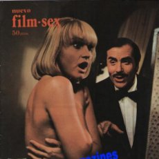 Cine: NUEVO FILM SEX Nº 12 CARMEN VILLANI~ES PECADO PERO ME GUSTA~JOSELE ROMAN~FEDRA LORENTE~ESPERANZA ROY. Lote 27822433