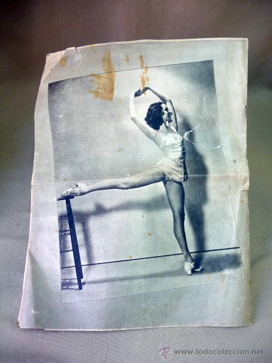 Cine: REVISTA SEMANAL CINEMATOGRAFICA, POPULAR FILM, 1937, Nº 553, SHERLEY TEMPLE, JEAN HARLOW - Foto 7 - 27859188