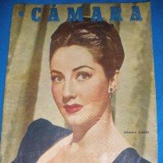 Cine: REVISTA CAMARA. AÑO 1947; BARCELONA , CINE EN MEJICO, VIDA DE KATHARINE HEPBURN ETC.. Lote 27874899