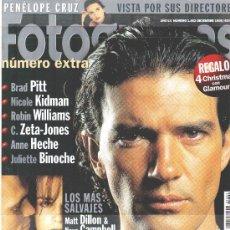 Cine: MAGAZINE FOTOGRAMAS 1998 Nº1862 (ANTONIO BANDERAS) SPAIN. Lote 296826483