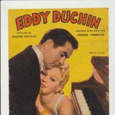 Cine: EDDY DUCHIN. GRANDES PELÍCULAS. FHER 1959.. Lote 28005782
