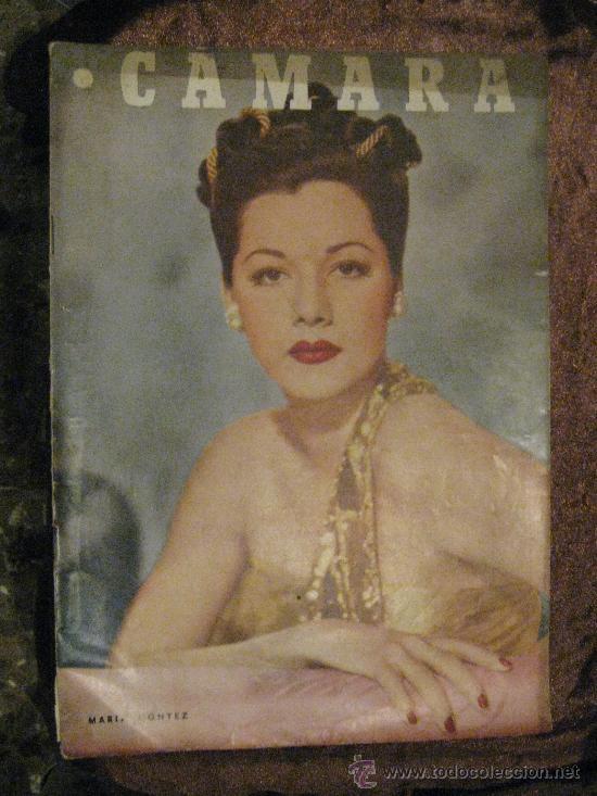 REVISTA DE CINE CÁMARA. Nº 101. 15-3 1947. JOAN CRAWFORD,LIONEL BARRYMORE,JULIO PEÑA...., (Cine - Revistas - Cámara)