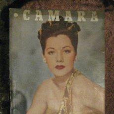 Cine: REVISTA DE CINE CÁMARA. Nº 101. 15-3 1947. JOAN CRAWFORD,LIONEL BARRYMORE,JULIO PEÑA....,. Lote 28025349