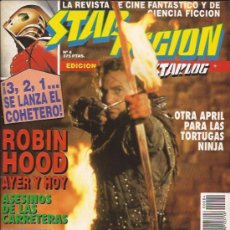 Cine: REVISTA-STAR FICCION-NUM 4-JUNIO 91-. Lote 28100883
