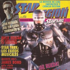 Cine: REVISTA-STAR FICCION-NUM 6-OCTUBRE 91-. Lote 28101014