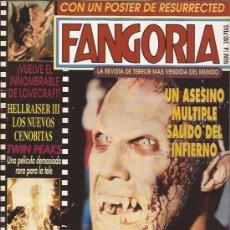 Cine: REVISTA DE CINE-FANGORIA NUM.14-DICIEMBRE 92. Lote 28151490