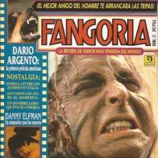 Cine: REVISTA DE CINE-FANGORIA NUM.31-JUNIO 94. Lote 28152378