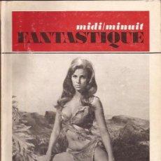 Cine: REVISTA DE CINE FANTASTICO-MIDI MINUIT-NUM.14-JUNIO 66-FRANCIA-. Lote 28159973