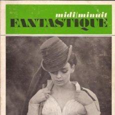 Cine: REVISTA DE CINE FANTASTICO-MIDI MINUIT-NUM.17-JUNIO 67-FRANCIA-. Lote 28159984
