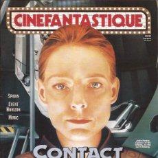 Cine: REVISTA DE CINE-CINEFANTASTIQUE-VOL.29 NUM.2-AGOSTO 97-. Lote 28172007