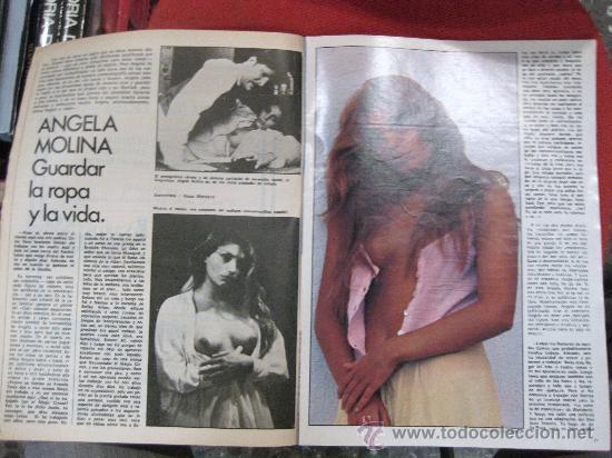 Cine: NUEVO FOTOGRAMAS. Nº 1459. 1-10-76. ANGELA MOLINA,PAULA PATTIER,CLINT EASTWOOD,... - Foto 3 - 28674473