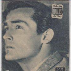 Cine: IDOLOS DEL CINE Nº 44. VITTORIO GASMAN.. Lote 28759616