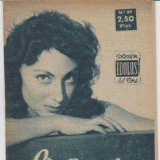 Cine: IDOLOS DEL CINE Nº 59. LINA ROSALES.. Lote 29313253