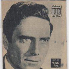 Cine: IDOLOS DEL CINE Nº 58. RAF VALLONE.. Lote 28759753