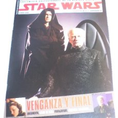 Cine: STAR WARS. SUPLEMENTO COLECCIONABLE DE LA REVISTA CINEMANÍA 6. Lote 28795281
