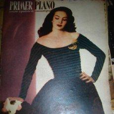 Cine: REVISTA PRIMER PLANO. Nº512. 1950 - MARIA FELIZ, ROBERT MONTGOMERY, LIBERTAD LAMARQUE,GLORIA SWANSON. Lote 29035042