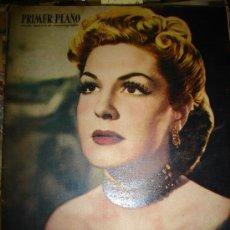 Cine: REVISTA PRIMER PLANO. Nº517. 1950 - ZULLY MORENO, COLLEEN GRAY, CINE DE VENECIA, ADOLPHE MENJOU. Lote 29035133