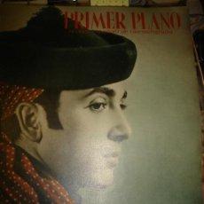 Cine: REVISTA PRIMER PLANO. Nº527. 1950 - ANTONIO AMAYA, JOAN FONTAINE, JOSE FERRER, BETTE DAVIS. Lote 29035311