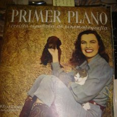 Cine: REVISTA PRIMER PLANO. Nº313. 1946 - ELLE RAINES, CANTINFLAS, MICHELE MORGAN, MARIO MORENO. Lote 29046211