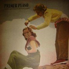 Cine: REVISTA PRIMER PLANO. Nº426. 1948 - ANN TODD, LORETTA YOUNG, LILLI PALMER, TYRONE POWER. Lote 29046248